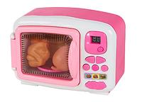 Набор игровой Микроволновая печь с едой