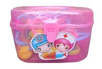 Детский набор доктора в чемодане