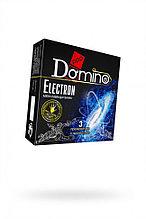 Презервативы ароматизированные Domino Premium Electron (мята, лаванда, банан, уп.3 шт)