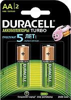 Аккумулятор АА Duracell 2500 mAh, 2шт