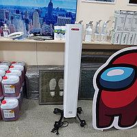 Бактерицидный рециркулятор воздуха передвижной ультрафиолетовый (30-100 м2) В наличии