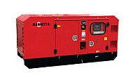 Magnetta, D105E3, Дизельный генератор в кожухе, 105 кВ, 131 кВА