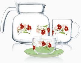 Сервиз чайно-кофейный Luminarc Anthia 19 предметов на 6 персон