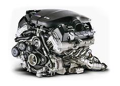 Двигатель и навесное оборудование