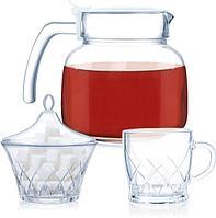 Сервиз чайный Luminarc Swivel 8 предметов на 6 персон