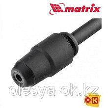 Переходник для перфоратора, SDS Max на SDS Plus, пластиковый кожух. MATRIX