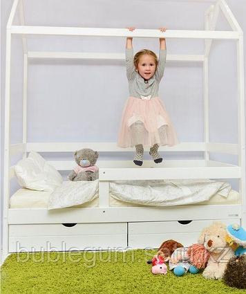 Комплект из 2-х ящиков для кроватки Incanto DreamHome белый