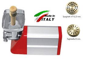 Лапшерезка NEW OMRA 865M Spremy электрический макаронный пресс - экструдер машинка для макарон