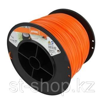 Леска (струна) для триммера (мотокосы) STIHL 2.4 мм (бобина 253 м)