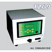 Блок управления TE550 на мощность машины 20 кВА при ПВ 50% - TECNA 1269A