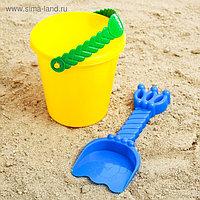 Набор для игры в песке №48, цвета МИКС