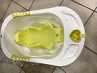 Детская ванночка Happy Baby BATH COMFORT Yellow