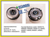 Гидротрансформатор, converter, Hyundai H940S, Hyundai H930S