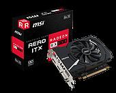 Видеокарта MSI Radeon RX 550 AERO ITX 2G 64b OC