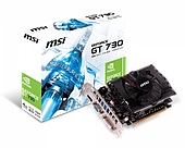 Видеокарта MSI GeForce GT 730, 4GB