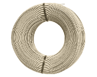 Пруток ПП 5*3мм серый треугольный Vikulen