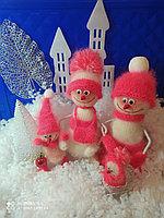 Интерьерная игрушка Снеговики