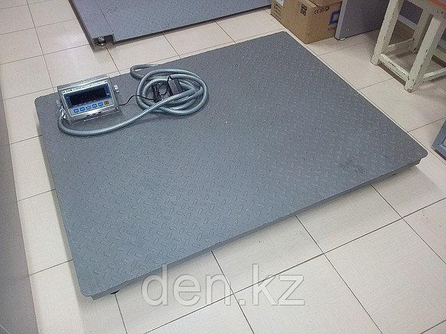 Весы платформенные (новинка) 1000*750 до 1 тонны