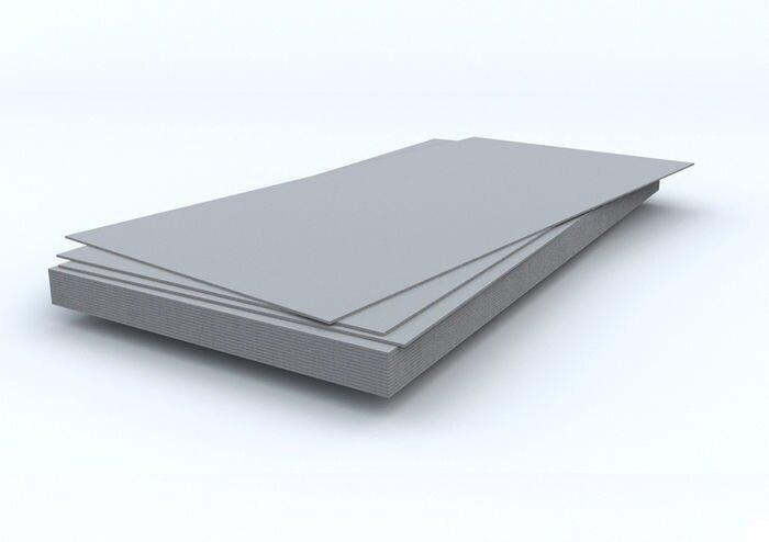 Хризотилцементный плоский лист 8мм