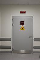 Дверь рентгенозащитная ДРЗ-1-21-9-2,5  ТИССА