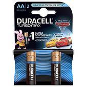 Батарейка DURACELL TurboMax AA 2шт 1.5V LR6