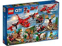 LEGO 60217 City Fire Пожарный самолет, фото 1