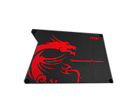 Коврик для мыши MSI Thunderstorm Aluminum GAMING Mouse Pad