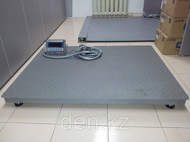 Весы платформенные (новинка) 1000*750 до 2 тонн