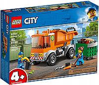 LEGO 60220 City Great Vehicles Мусоровоз, фото 1