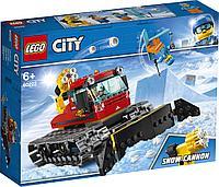 LEGO 60222 City Great Vehicles Снегоуборочная машина, фото 1