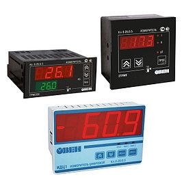 Контрольно-измерительные приборы ОВЕН