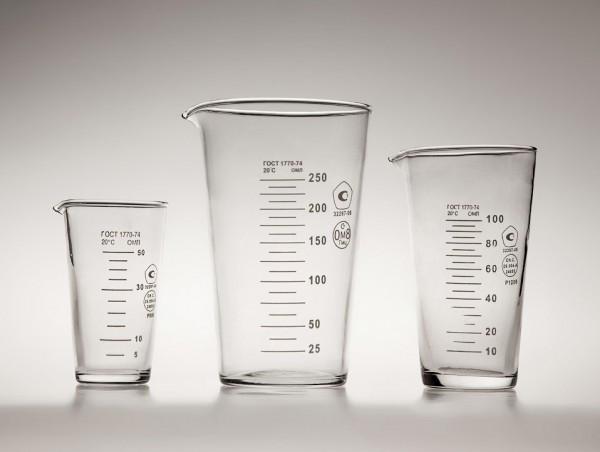 Мерные стаканы ГОСТ