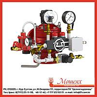 Узел управления спринклерный воздушный в комплекте с акселератором УУ-С100/1,6Вз-ВФ.О4 -01