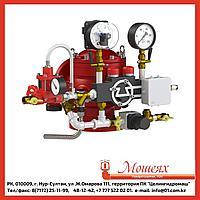 Узел управления спринклерный воздушный в комплекте с акселератором УУ-С150/1,6Вз-ВФ.О4 -01