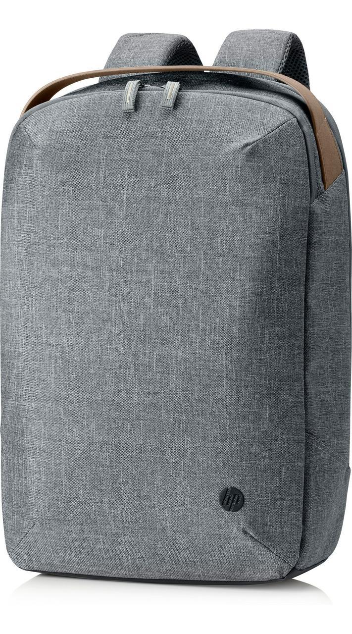 """Рюкзак HP Renew 15"""" серый 1A211AA водостойкий"""