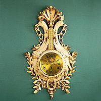 Настенные часы с термометром в стиле Неоклассицизм Италия. Середина ХХ века
