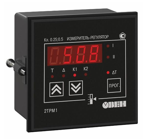 Измеритель-регулятор микропроцессорный 2ТРМ1-Щ1.У.РР