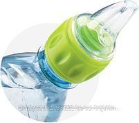 Соска-поильник для бутылок Happy Baby Silicone Spout For Bottles( силиконовая), фото 3