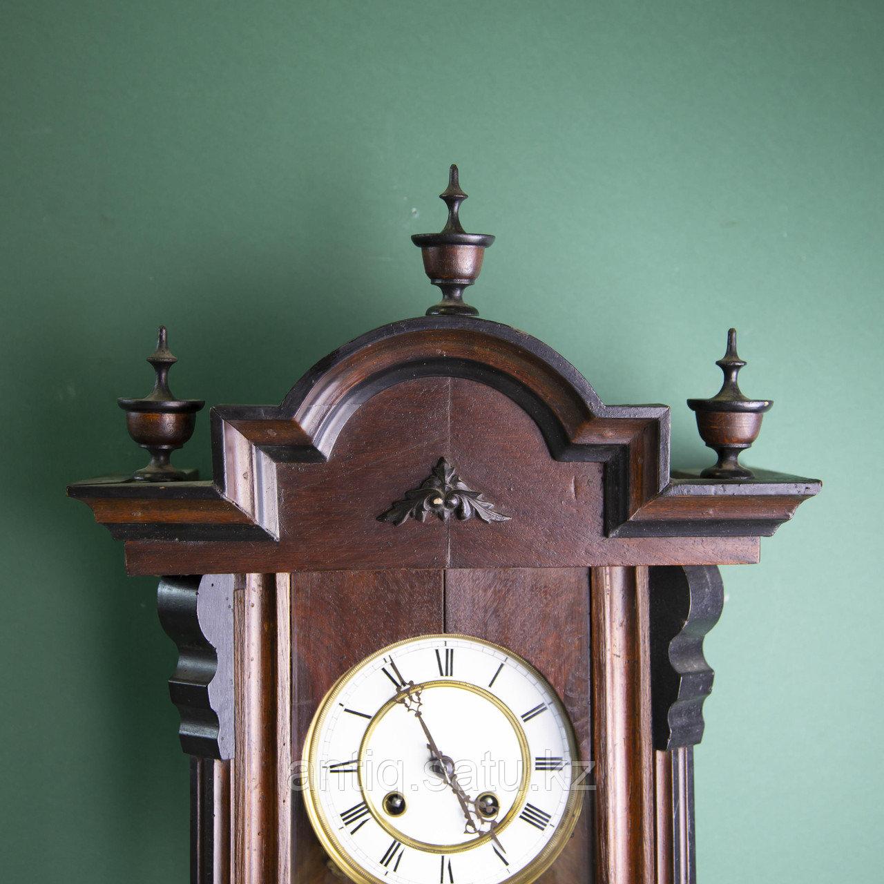 Часы настенные элегантной формы. Западная Европа, 19-й век. - фото 3