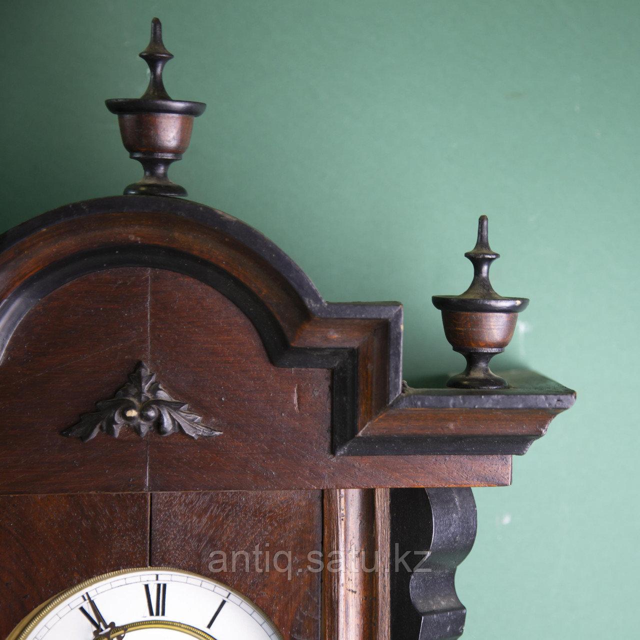 Часы настенные элегантной формы. Западная Европа, 19-й век. - фото 7