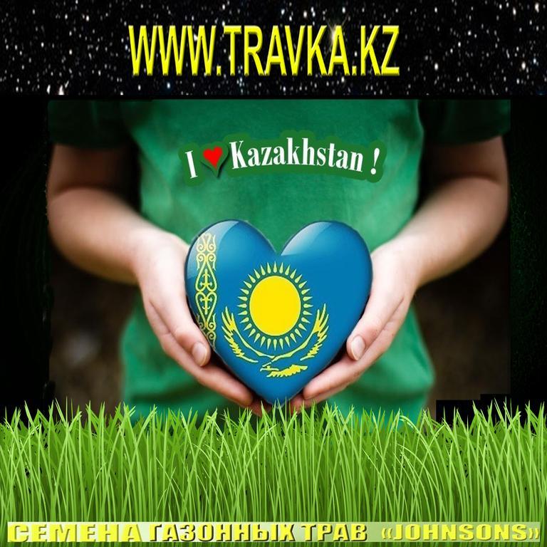Я люблю Казахстан.
