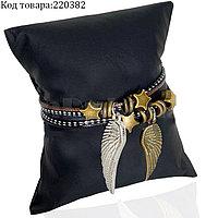 Парные браслеты для влюбленных пара Крыльев ангела символизирует защиту и любовь