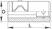 Переходник для бит - 188.9 UNIOR, фото 2