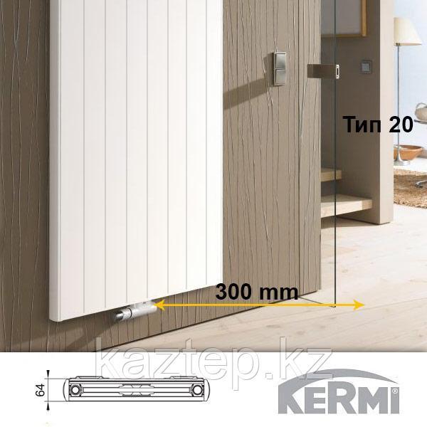 Kermi Verteo L 20 1600 300 line
