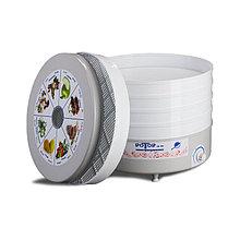Сушилка для овощей и фруктов Ротор СШ-002 (5 белых поддонов)