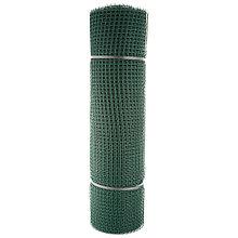 "Садовая пластиковая решетка ""Мелкая"" ПРОФИ, рулон 1х20 м, ячейка 15х15 мм"