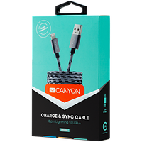 CANYON CFI-3 Lightning USB Cable for Apple