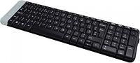 Клавиатура Logitech Wireless Keyboard K230 (Black)