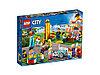 LEGO 60234 City Town Комплект минифигурок Весёлая ярмарка