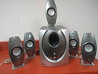 Акустическая система EACAN 5.1 QQ-002 Silver